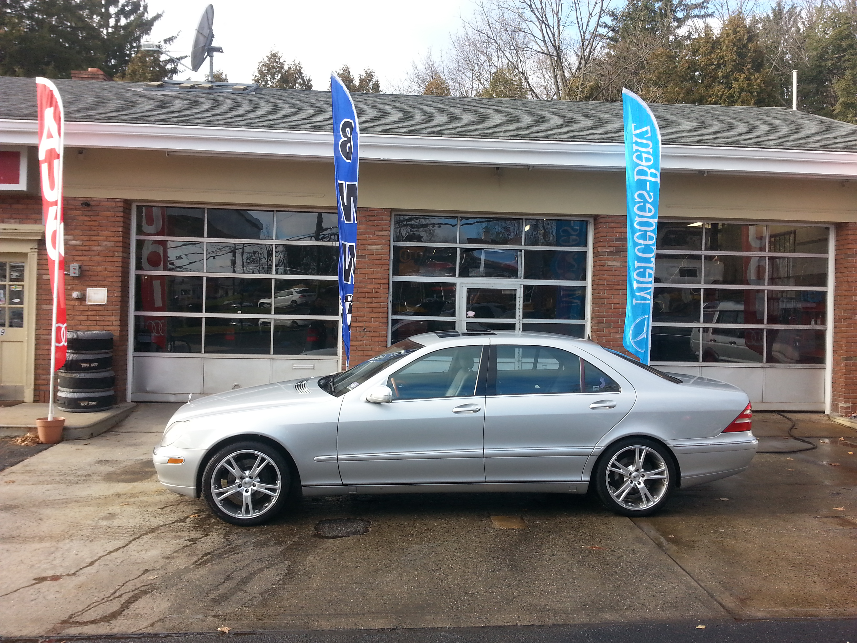 2001 mercedes benz s430 for sale europerformance llc audi repair shop bound brook new jersey. Black Bedroom Furniture Sets. Home Design Ideas