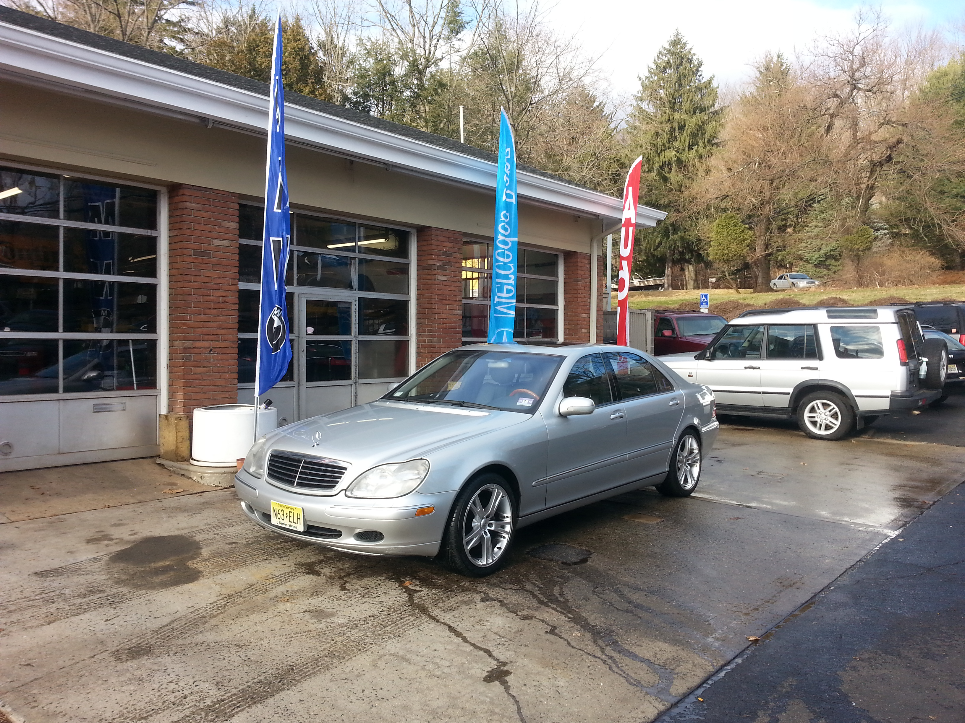 2001 Mercedes Benz S430 For Sale 2001 Mercedes Benz S430 Front View ...