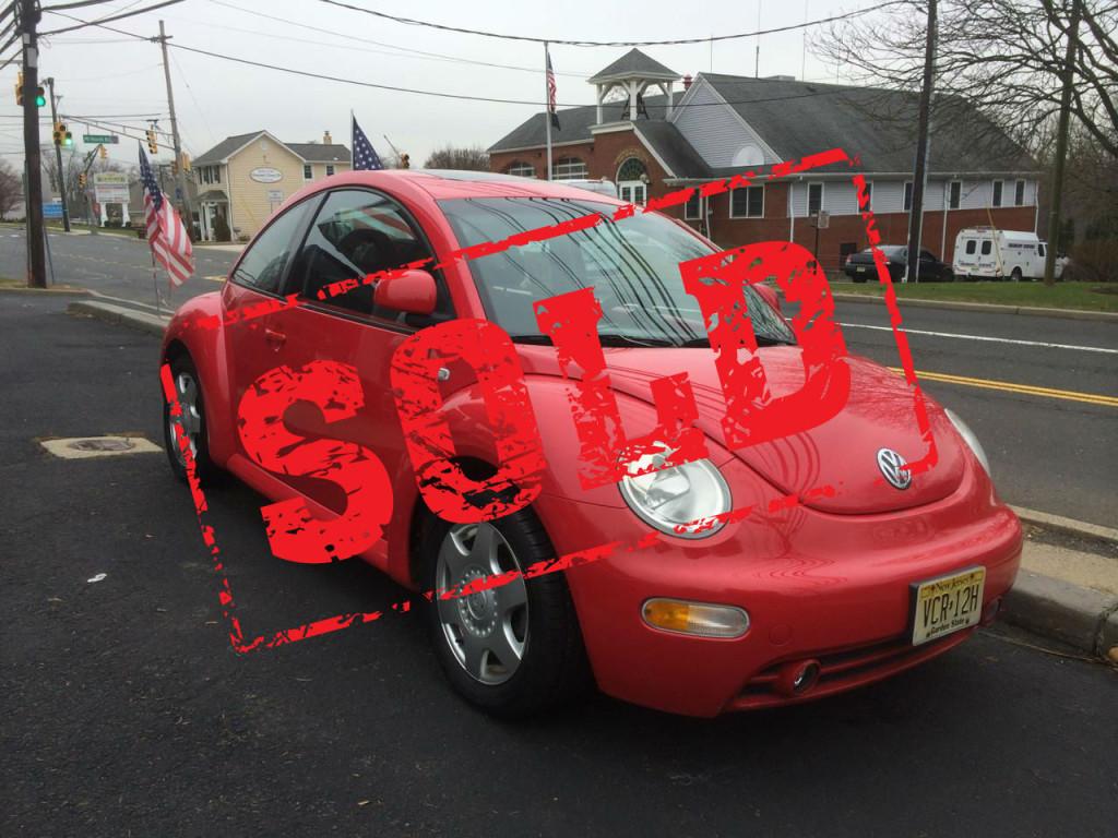 Volkswagen Beetle Sold